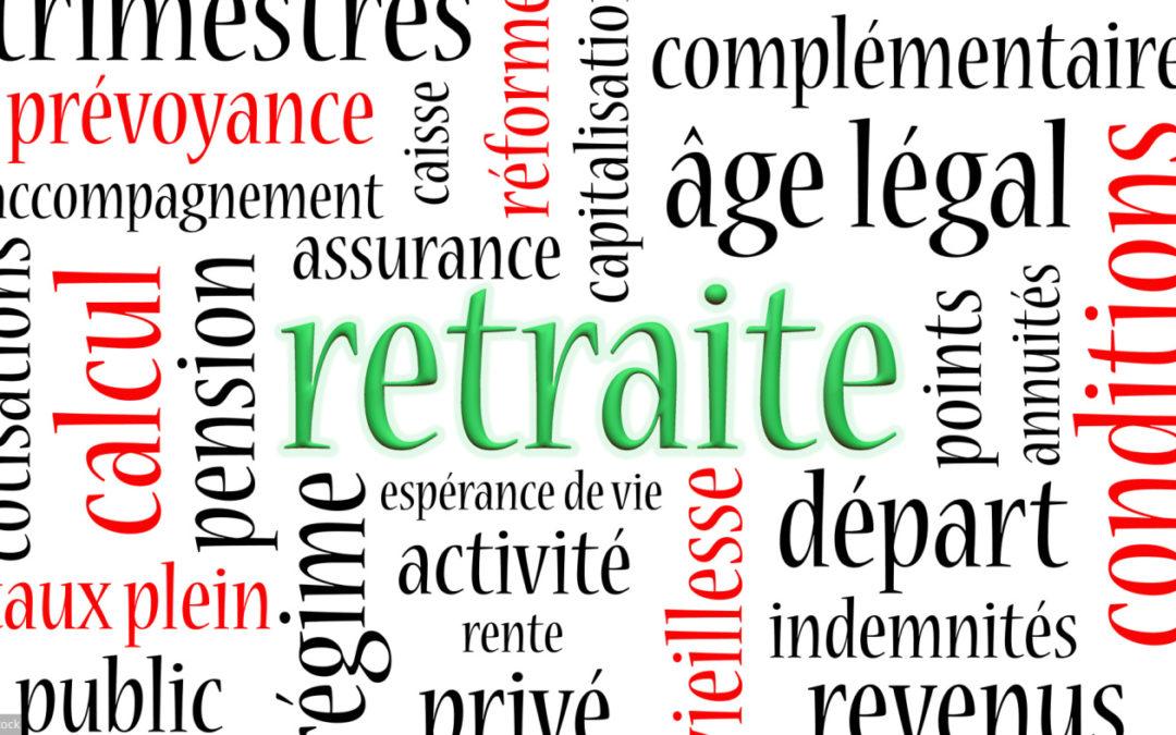 La réforme des retraites… en marche. Un projet discret